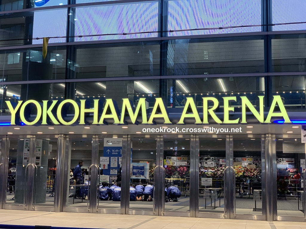 "ONE OK ROCK 2019-2020 ""Eye of the Storm"" JAPAN TOUR - Yokohama Arena Live Report"